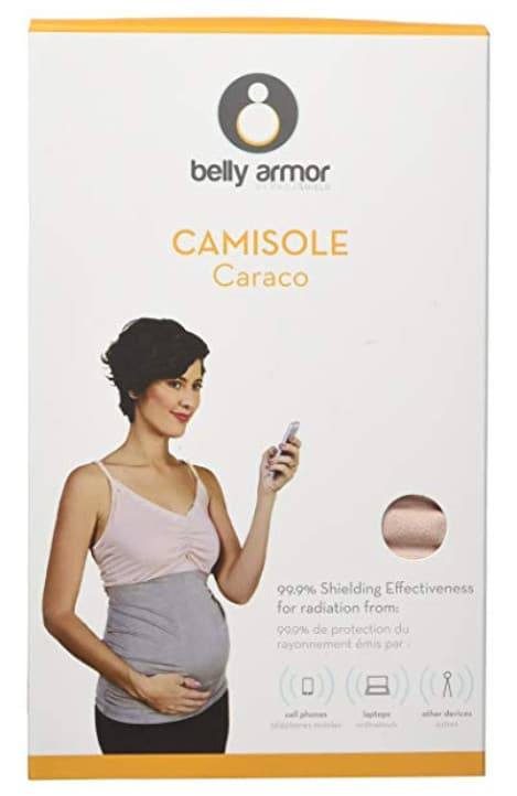 Belly Armor Anti-Radiation Maternity Camisole Review