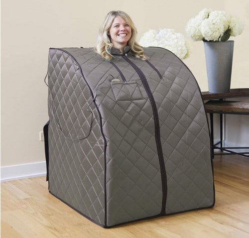 Low EMF Portable Infrared Saunas Reviewed