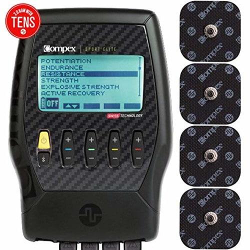 Compex Sport Elite 2.0 TENS Unit Review