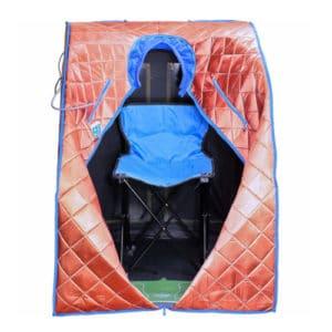 Durherm Low EMF Infrared Portable Sauna