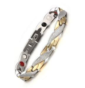 Hottime Negative ion Magnetic Bracelet