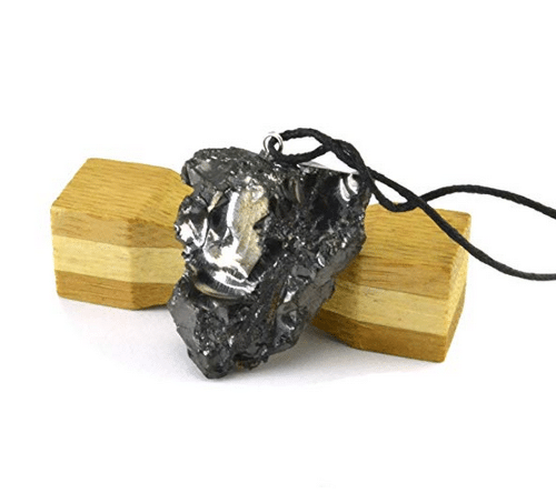 Karelian Heritage Elite Shungite Crystal Pendant Review