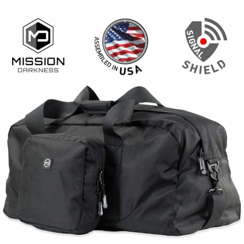 Mission Darkness X2 Faraday Duffel Bag Review