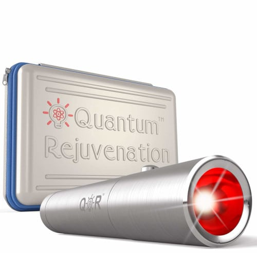 Quantum Rejuvenation Red Light Therapy Device Review