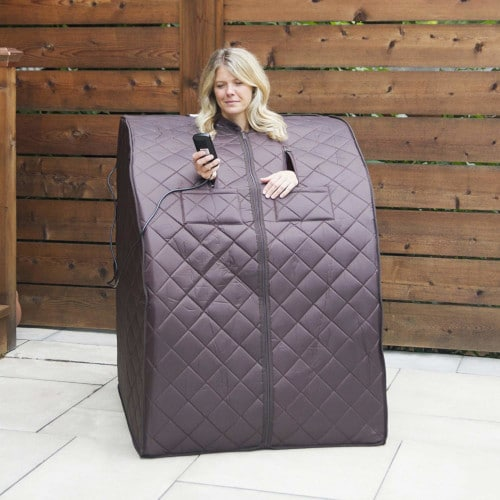 Radiant Saunas BSA6315 Portable Sauna Review