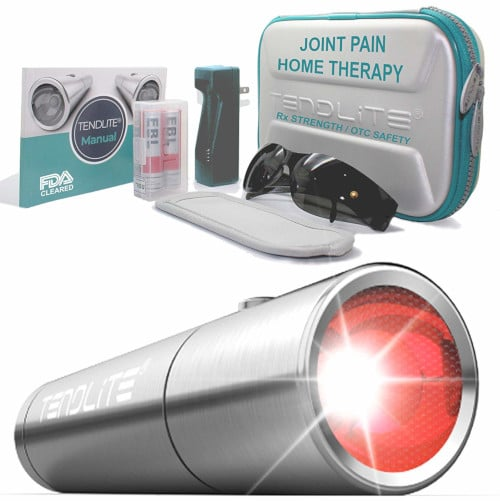 TENDLITE Red Led Light Therapy Device Review